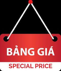 Bảng giá Thiết kế Website bán hàng