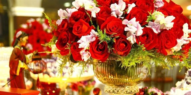 thiết kế website bán hoa tươi
