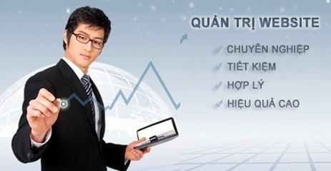 Gói Quản Trị Website Cho Doanh Nghiệp